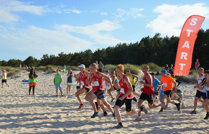 Böda Beach Run